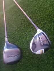 Taylormade Rbz Stage 2 15° 3 Fwy Wood Rocketfuel 60 Graphite Stiff And 300 Ti 10.5