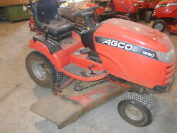 Agco Simplicity 1620 Lawn Tractor // 20 Hp Bands Engine // 50 Deck