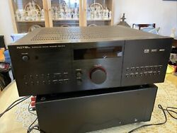 Rotel Surround Sound Receiver Rsx-972