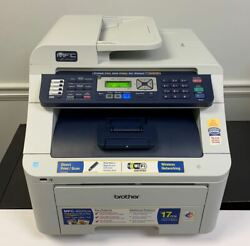 Demo Unit Brother Mfc-9320cw Color Laser All-in-one Printer