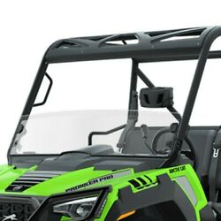 Arctic Cat Hard Coated Low Half Poly Windshield 2019 2020 Prowler Pro 2436 620