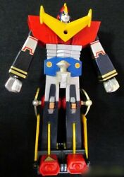 Clover Invincible Super Man Zambot 3 Zambo Ace Action Figure From Japan Novelty
