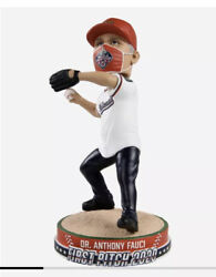 Dr. Fauci Anthony Fauci Washington Nationals First Pitch Bobblehead On Hand