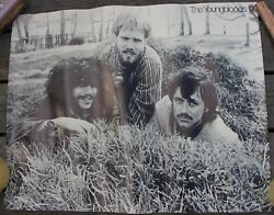 Vintage Rare 1970s The Youngbloods Warner Bros Album Band Promo Poster 21.5x26.5
