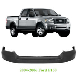 New Primered - Front Upper Bumper Cover Fascia For 2004-2006 Ford F150 Pickup