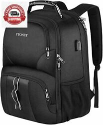 Travel Backpacks for Men Extra Large TSA Friendly Business Anti Theft Durable L $31.44
