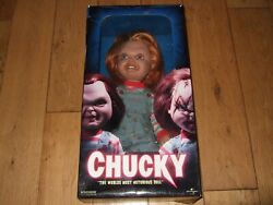 Chucky Doll Childs Play Sideshow Collectibles Boxed 14 Figure Good Guys 747720