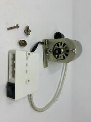 Brother Sewing Machine Power Plug Motor Light On/off Switch Vx-1120 Tested /1
