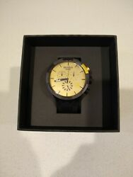 """""""checkpoint Golden"""" Big Bold Chrono Sbo2z400 Special Edition Sold Out"""