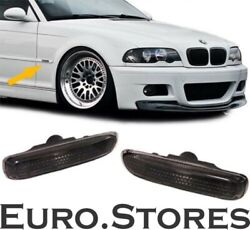 Bmw 3 Series E46 Coupe Cabrio 99-03 Limo Touring 98-01 Side Indicators - New