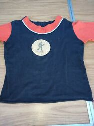 Vintage Buck Rogers Shirt Circa 1934 With Chest Patch
