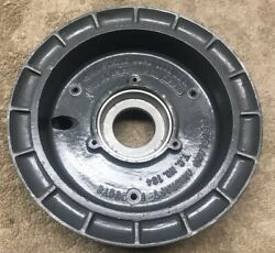 Cleveland 6.00x6 Mba Pre-war Wheel Rated 1000lbs Dash 3 Or 3/16 Bolts Not Dmb