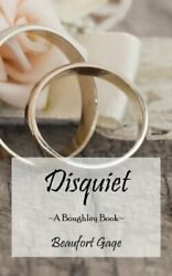 Disquiet Volume 2 Boughley Books By Gage Beaufort Book The Fast Free