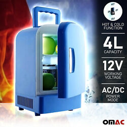 Mini Fridge 4l Portable Cooler And Warmer For Car Refrigerator Home Travel