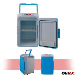 12l Portable Car Refrigerator With Dual Cooling And Warming Ability