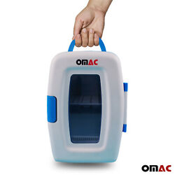 10l Portable Car Refrigerator With Dual Cooling And Warming Ability