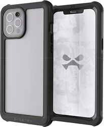 Waterproof Iphone 12 / 12 Mini / 12 Pro / 12 Pro Max Case With Screen Protector