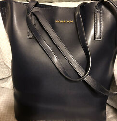 Michael kors Navy Blue Crossbody Handbags $120.00
