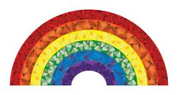 Damien Hirst - Butterfly Rainbow Limited Edition Signed Print Small 50x24 Cm