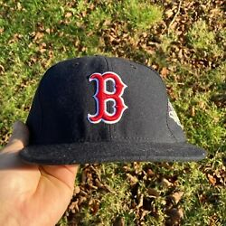 Boston Red Sox 2013 World Series Fitted Hat