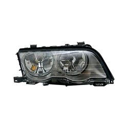 For Bmw 540i 2001-2003 Replace Bm2503116 Passenger Side Replacement Headlight