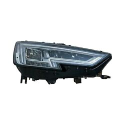 For Audi A4 2017-2018 Replace Au2503204 Passenger Side Replacement Headlight