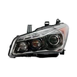 For Infiniti Qx56 11-13 Replace Driver Side Replacement Headlight Brand New