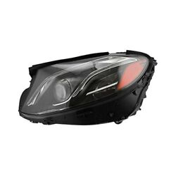 For Mercedes-benz E300 17-19 Replace Mb2518111 Driver Side Replacement Headlight