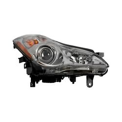 For Infiniti Qx50 14-17 Replace Passenger Side Replacement Headlight Brand New