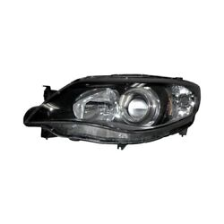 For Bmw X5 2014-2015 Replace Bm2518141 Driver Side Replacement Headlight