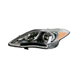 For Hyundai Azera 12-17 Replace Driver Side Replacement Headlight Brand New