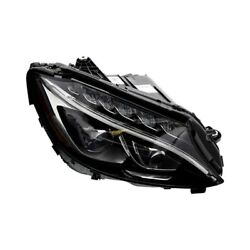 For Mercedes-benz C63 Amg 18 Genuine Passenger Side Replacement Headlight