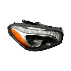 For Mercedes-benz Sl550 13-17 Genuine Passenger Side Replacement Headlight