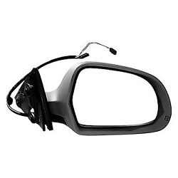 For Audi A5 08 Pacific Best Passenger Side Power View Mirror Heated, Foldaway