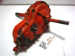 Simplicity Serf 515 Lawn Tractor Transmission Transaxle Assembly 2-speed Nla