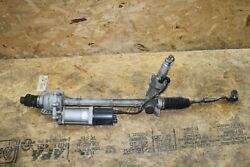 Front Electric Power Steering Gear Rack And Pinion Oem Bmw X5 X6 F15 F16 2014-2018