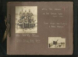 135 Photos Indian Great War 1914 1918 Same Faces And Places I Have Known Lall Chat