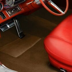 For Hudson Hornet 51-54 Sewn-to-contour Replacement Carpet Sewn-to-contour