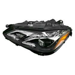 Genuine 212-820-27-39 Driver Side Replacement Headlight