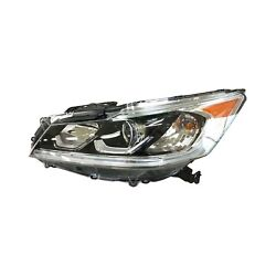 For Honda Accord 2017 Pacific Best P89594 Driver Side Replacement Headlight