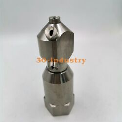 6 3/4 360° Automatic Rotating Bottle Cleaning Nozzle