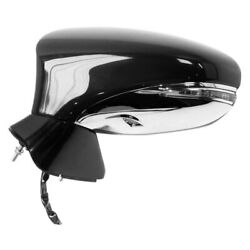 For Lexus Ls460 2013-2016 Pacific Best M1636 Driver Side View Mirror