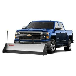 For Ford F-250 Super Duty 99-00 Snowsport 80674/40122 Hd Utility Plow 96 Blade