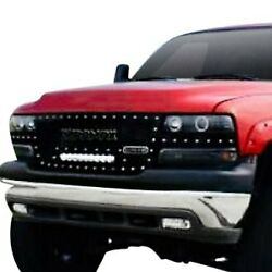 For Chevy Silverado 2500 Hd 01-02 Main Grille Rc1x Incredible Led Design Custom