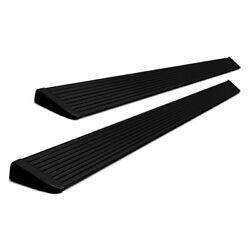 For Ram 1500 11-18 Running Boards 6.25 Powerboard Nx Cab Length Black Automatic