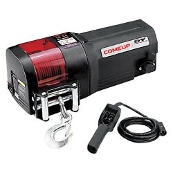 Comeup 644512 4500 Lbs Dv Utility Duty Winch W Wire Rope