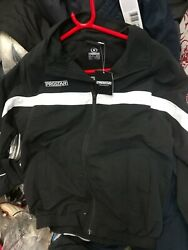 Pro Star Jackets Pacific Med Or X/l In Black Atandpound12 Rain Jacket