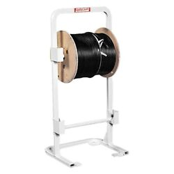 Weather Guard 2 Spool Floor Mount Cable Reel Holder