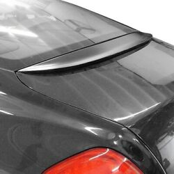 For Bentley Continental 08-10 D2s Tesoro Style Carbon Fiber Electric Rear Wing