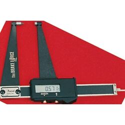 Central Tools 0 To 2-1/4 Brake Force Rotor Gage